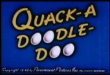 Baby Huey: Quack-A-Doodle-Doo (Free Cartoon Videos) - Thumb 0